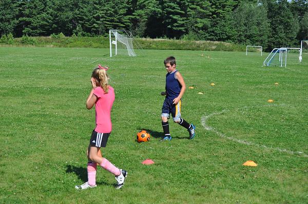 AYSO Soccer Camp