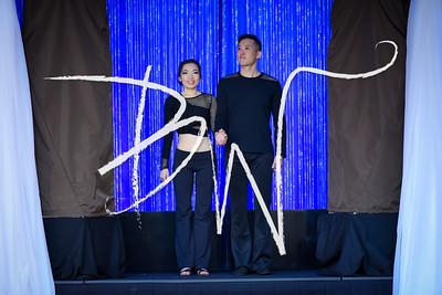Fiona Lim and Tze