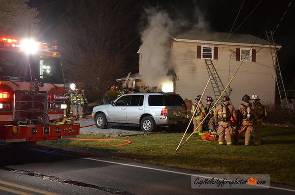 1/14/12 - Monroe Township, PA - W. Lisburn Rd