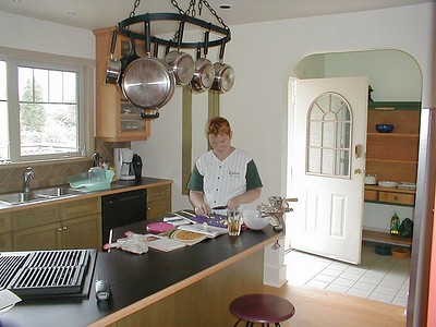 2001-07 - Kitchenwarming Dinner