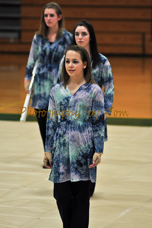 Reeds Spring MS Winter Guard