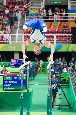 6.8 Men's Gymnastics Oskar Kirmes