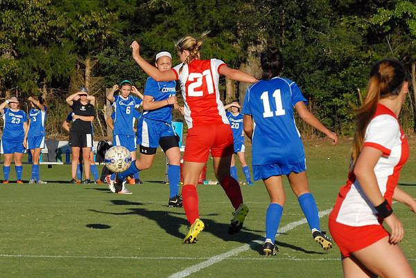 Hannah MMC Soccer