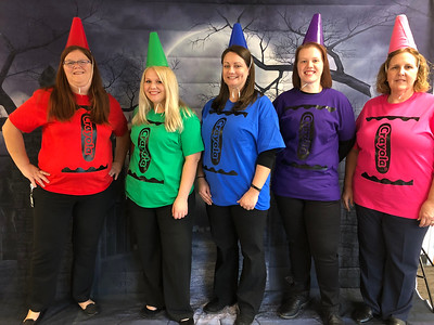 Bon Secours Mercy Health Halloween 2018