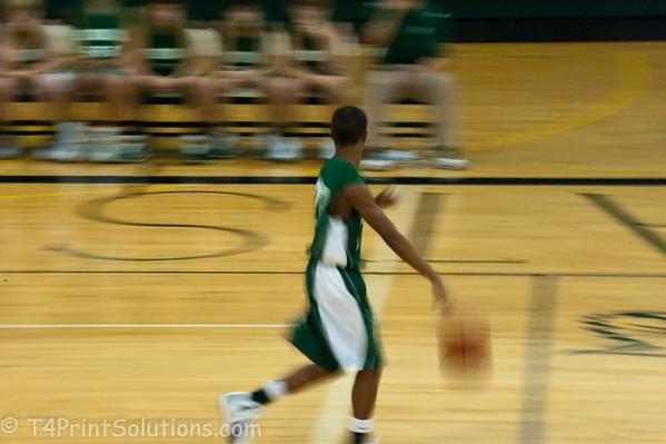 ECS Basketball 2011-12