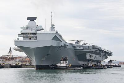 Aircraft Carrier & Amphibious Warfare Vessels