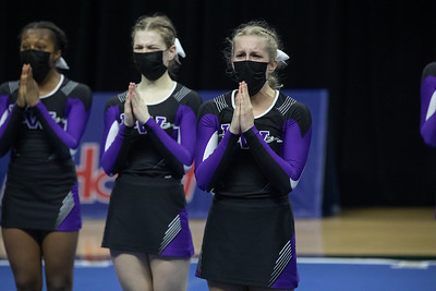 HS Sports - Division 1 Cheer State Finals 21