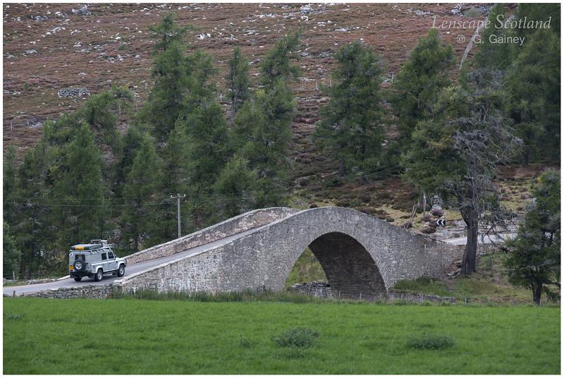 Gairnshiel Bridge, Deeside