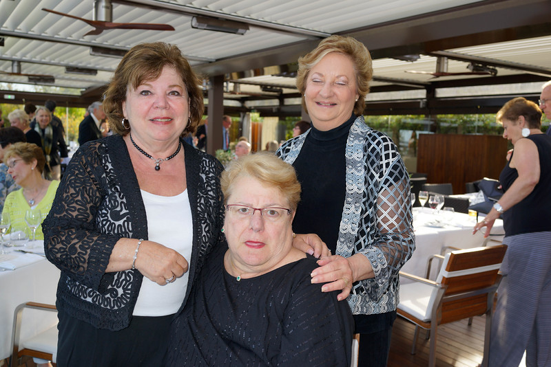 Susan Levine, Sandra Landers, Anita Weintraub