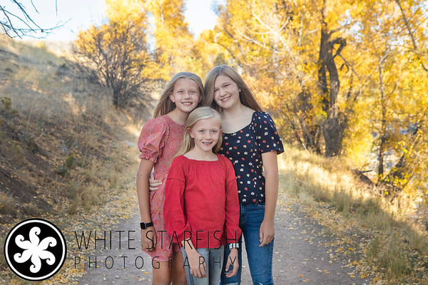 Vail Family Photos - Miller Ranch Open Space - Anderson