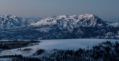 02262016  Panorama mtn pics from Powder Mountain