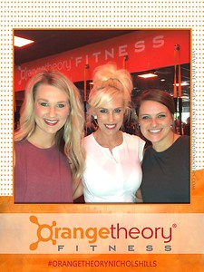 Orange Theory Nichols Hills (Digital Booth)