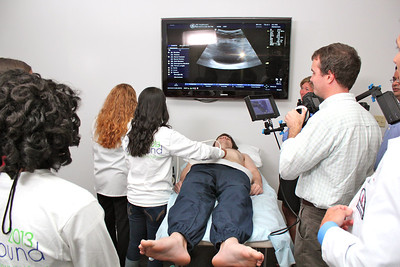 Ultrasound Video - Carolina Masters Scholars