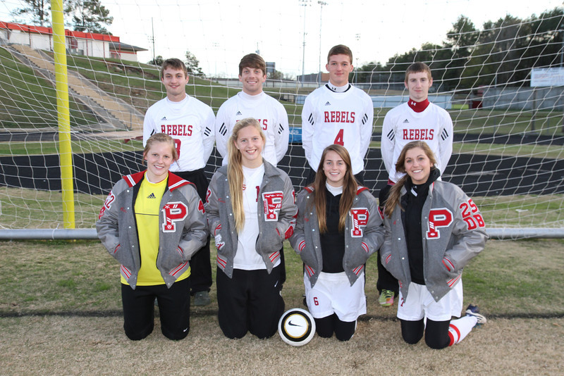 Rebel Soccer 2012 Senior Pics