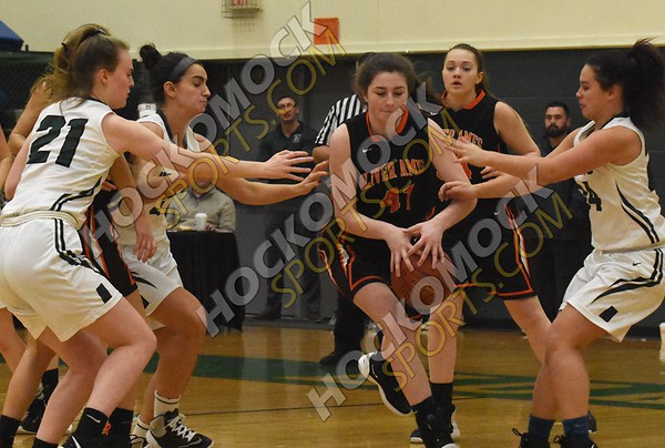 Mansfield - Oliver Ames Girls Basketball 1-11-19