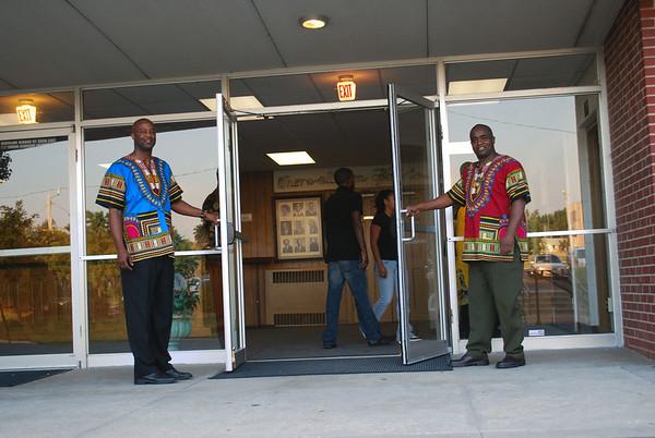 Tabernalce Pastor Anniversity Sept 2008