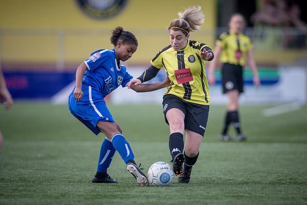 Harrogate Town Ladies 0-2 Guiseley Vixens