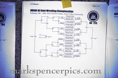 Wrestling State 2-9-2011 Round 2