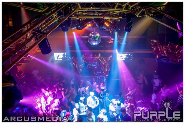 Dallas Purple Party