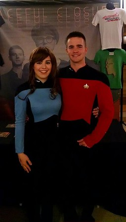 Live Long and Prosper for Halloween 2015
