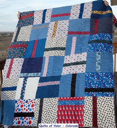 Quilts of Valor 2018