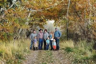 Dudley/Scott Family