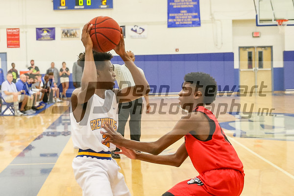 2-6-19 Lyman Boys Varsity Basketball & Senior Night