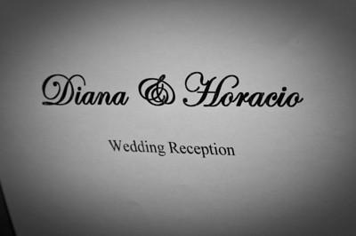Diana and Horacio