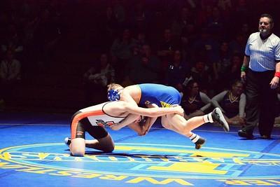 Dodgevile @ Lancaster Wrestling 1-23-20