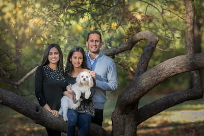 Suryadevara Family Portraits 02Nov2019