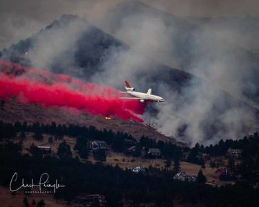 Calwood Fire Air Operations