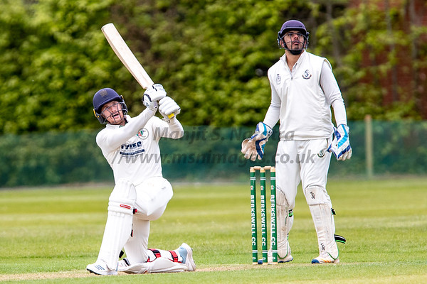 Berkswell CC 1st XI vs Smethwick CC 1st XI - 5th May 2019