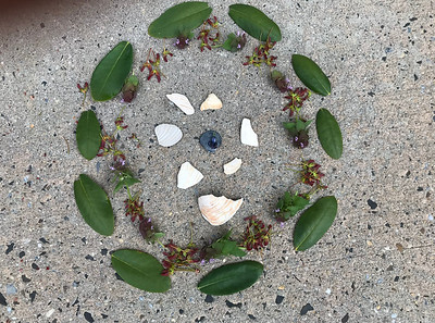 Lower School Environmental Art