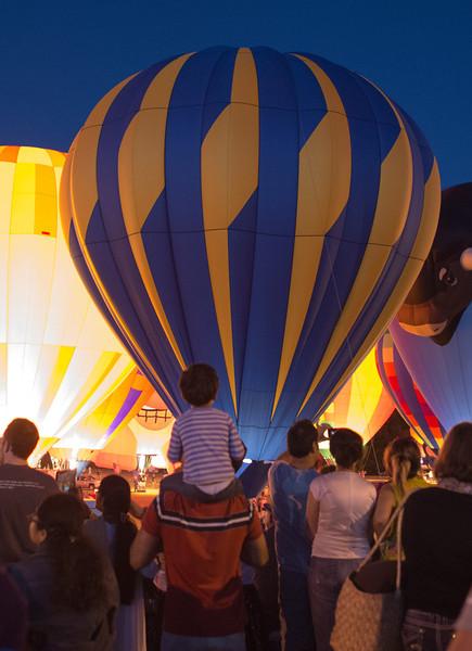 Plano Balloon Festival 2013