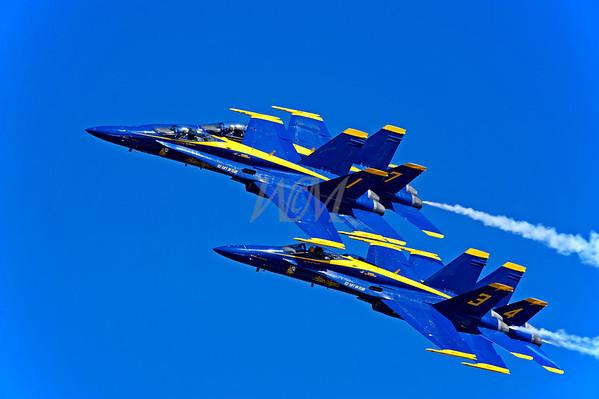 Blue Angles - Fleet Week 2011
