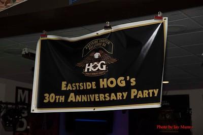 30th ESHog Anniversary party 11/10/18