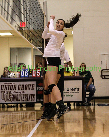 UGHS Volleyball 9-8-2015
