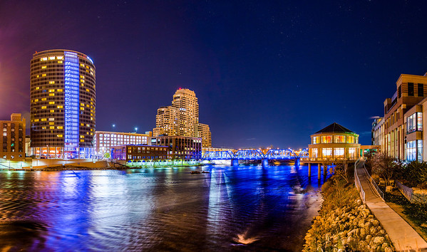 Grand Rapids city scapes