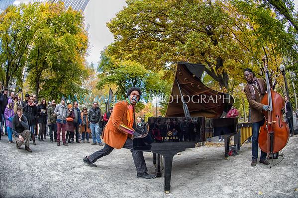 Jazz & Colors @ Central Park (Sat 119/13)