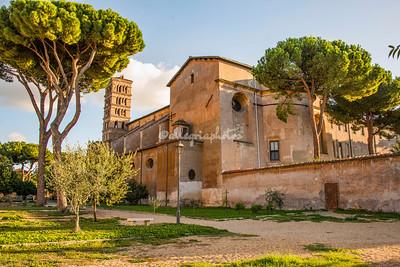 Sant Alessio, Aventino