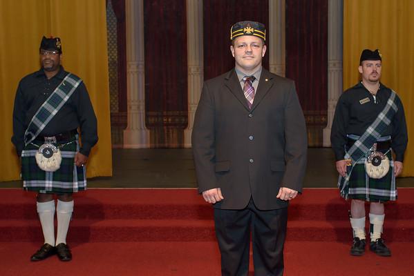 2017-01-04 14th Degree Ceremony & Officer Installation