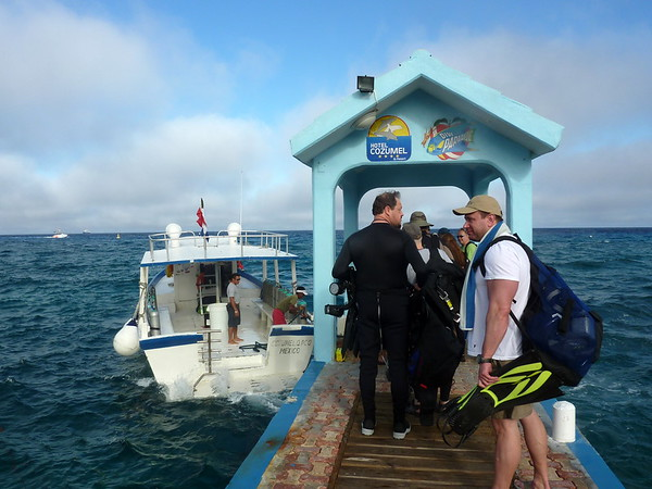 Cozumel & Cancun Mexico SCUBA Diving 2010