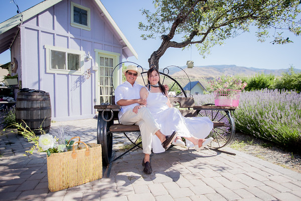Ron & Maylene Spring Pre-wedding