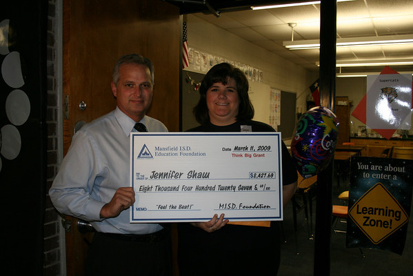 2009 Spring Grant Giveaway