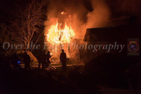 Glen Cove House Fire 06/09/2018