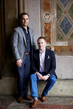 Damien & Adam