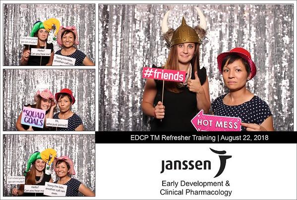 Janssen / EDCP TM Refresher Event