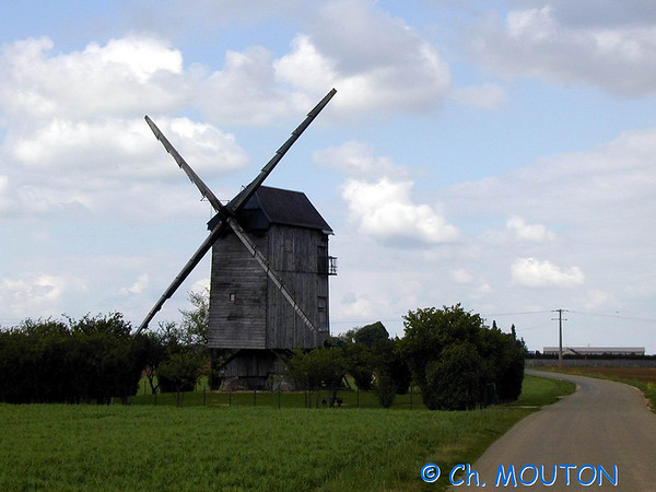 Moulin de Moutier