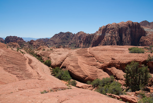 2014/05/05 - St George and Zion