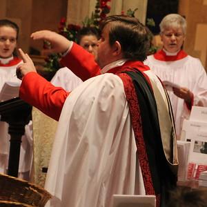Christmas Carol Service 2015 - 24 December 2015